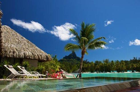 Le Meridien Bora Bora - Suite Villa