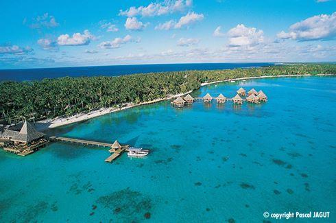 Aerial View Kia Ora