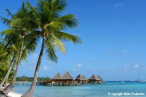 Overwater Bungalows 2