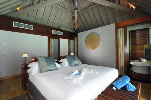 Guest Villa Bedroom