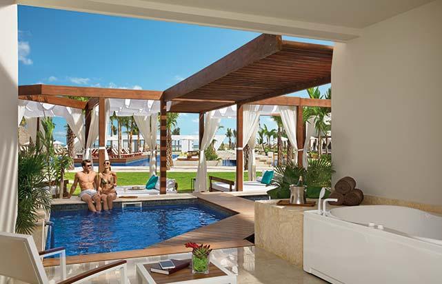 Junior Suite Orivate Pool Terrace