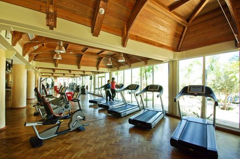 Palmeraie Palace - Gym