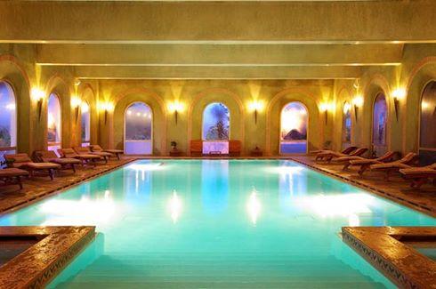 Palmeraie Palace - Indoor Swimming Pool