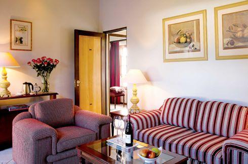 Terrace Suite Lounge