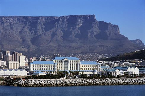 Hotel & Table Mountain