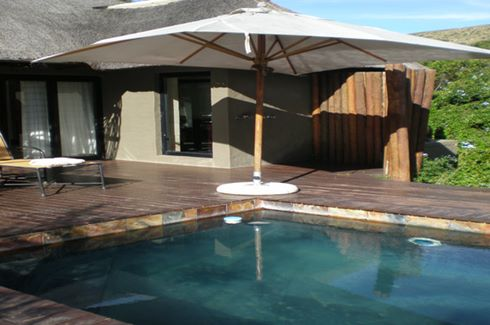 Plunge Pool & Outdoor