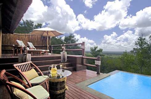Makwela Suite Deck