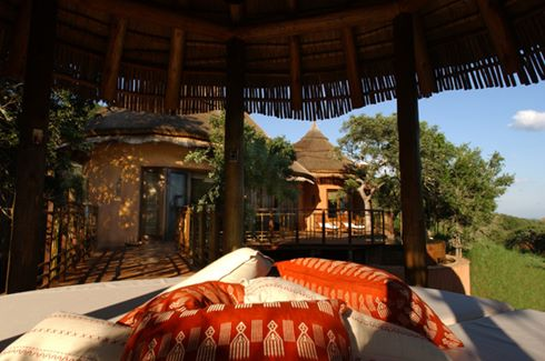 Villa from Sala