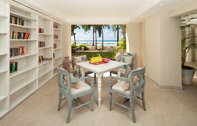 Beachfront Lounge