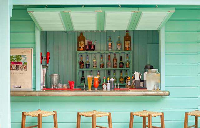 Collins Beach Bar
