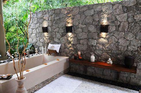 Villa de Charme Bathroom