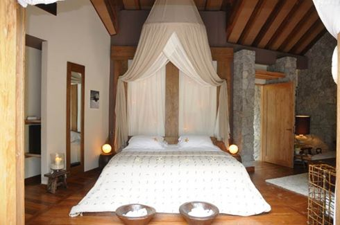 Villa de Charme Bedroom