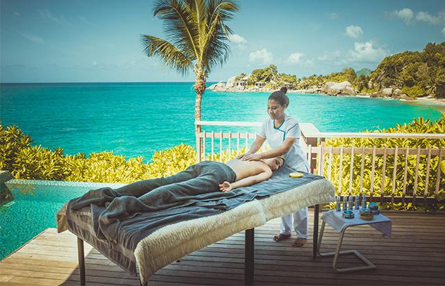 Massage on Deck