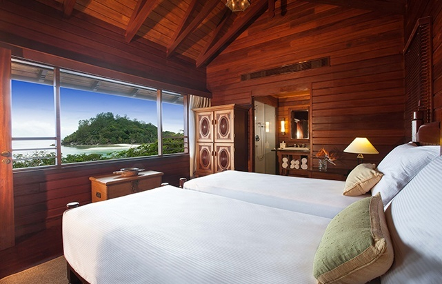 Enchanted Island Seychelles- Bedroom