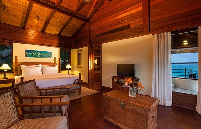 Enchanted Island Seychelles- Master Bedroom