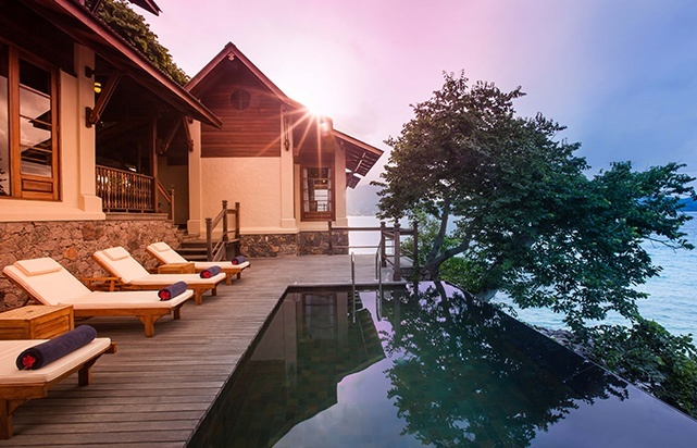 Enchanted Island Seychelles- Private Pool Villa