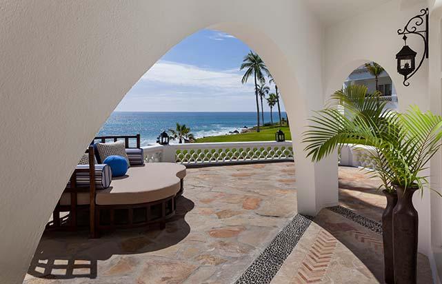 Ocean Front Palmilla Junior Suite - Terrace