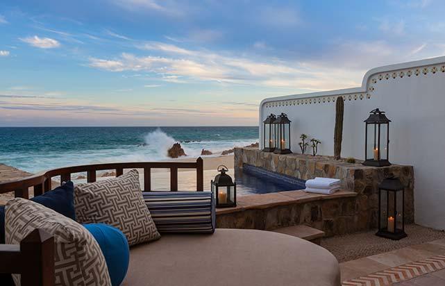 Ocean Front Pool Casita Junior Suite - Pool