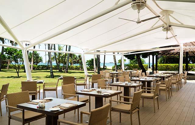 Breeze Restaurant-Outdoor