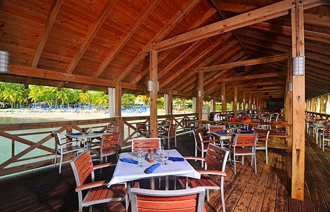Morgan's Pier Restaurant