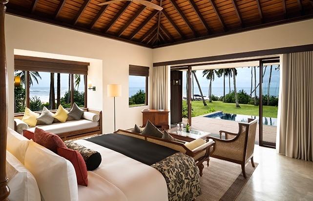 Beach Pool Villa Interior
