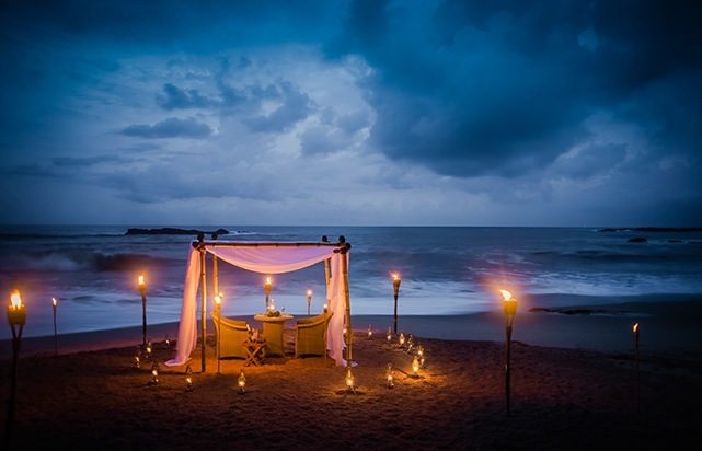 Dining by Design on Tangalle Beach
