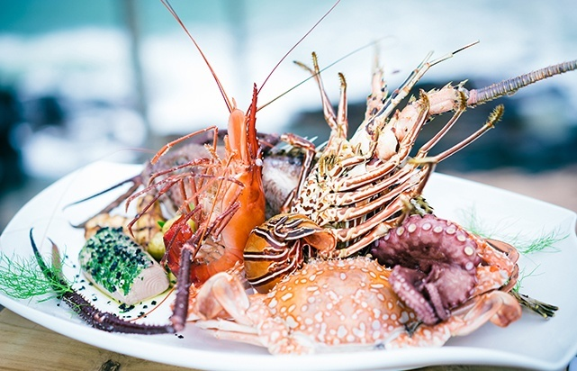 Verele Seafood Platter