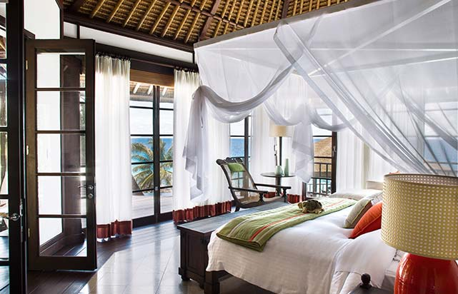 Private Pool Residence - Bedroom