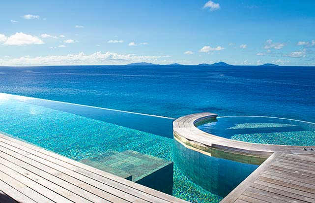 Private Pool Terrace- Infinity Pool
