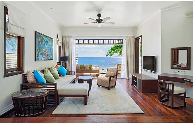 Grand Ocean View Pool Villa