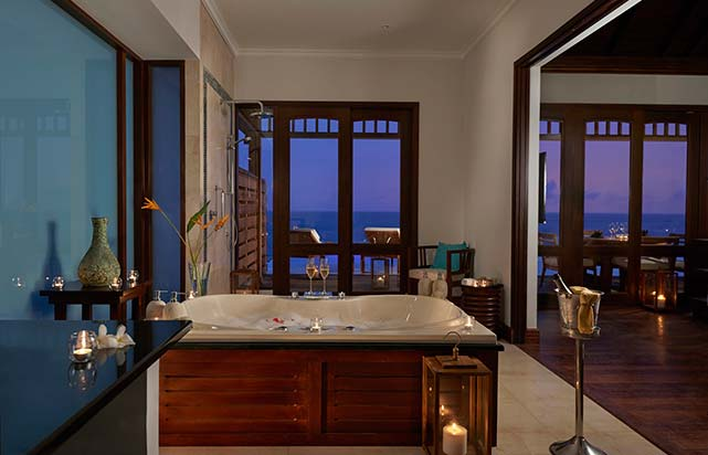 Presidential Villa Bathroom