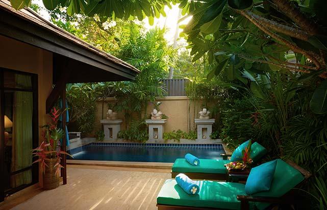 Garden Plunge Pool Villa