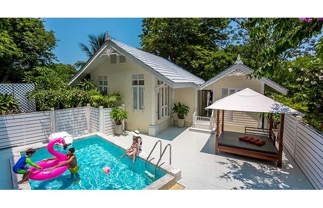 Premium Deluxe Pool Villa