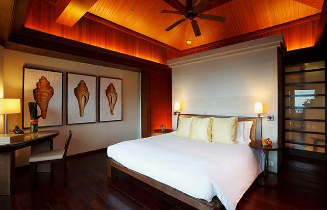 One Bedroom Ocean Facing Villa