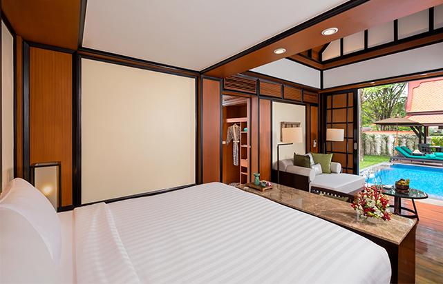 Guest Room Banyan Lagoon Bedroom