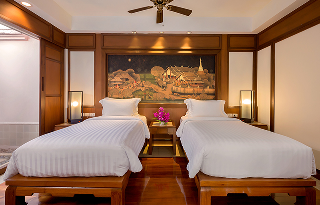 Guest Room Signature Twin Room