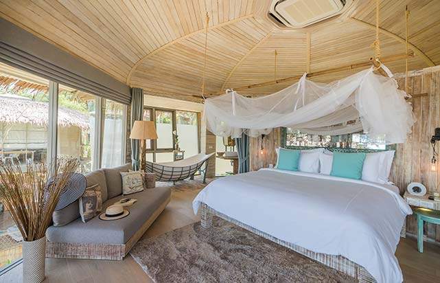 TreeHouse Villa - Bedroom