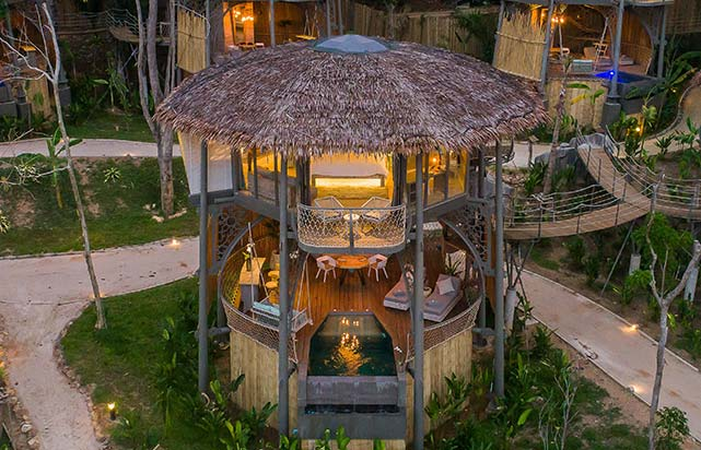 TreeHouse Villa - Exterior
