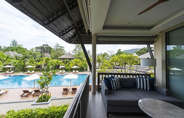 Terrace Room Balcony