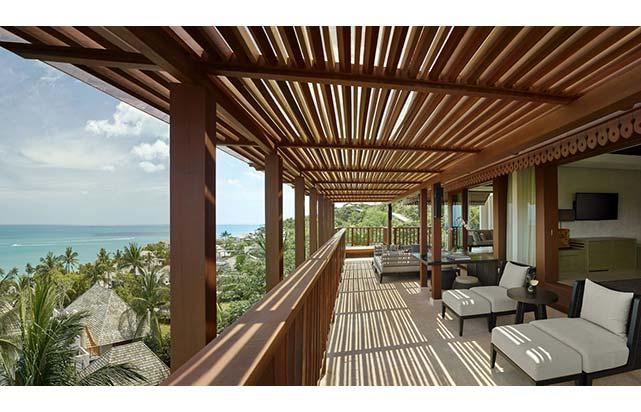 Two Bedroom Terrace Suite