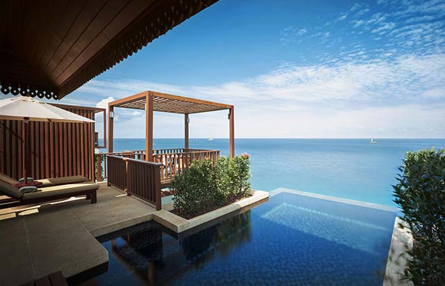 Ultimate Pool Villa