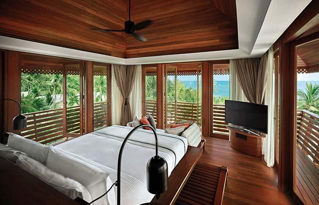 The Villa - Master Bedroom