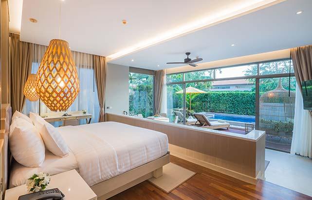 AVANI pool Villa