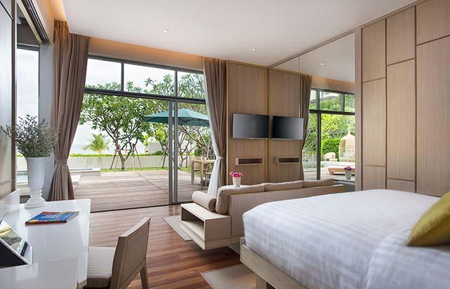 Two Bedroom Sea view villa
