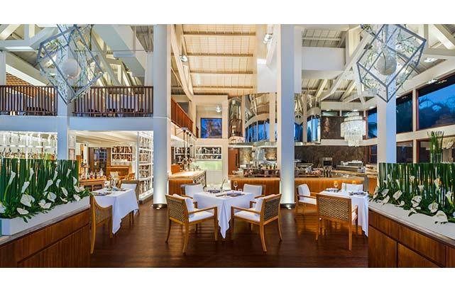 Kayuputi Restaurant