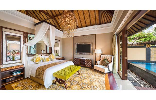 Strand Villa - Bedroom