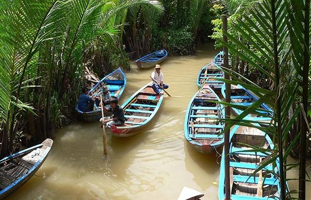 Mekong Delata Unicorn Island
