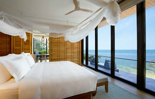 Beach Retreat - Bedroom