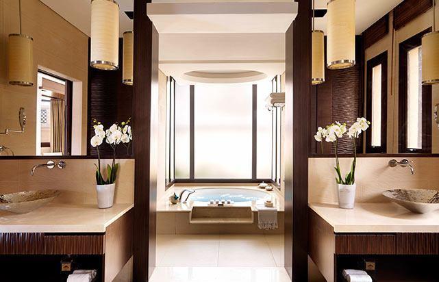 1 Bedroom Beach Villa Bathroom