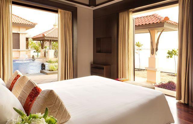2 Bedroom Beach Villa Bedroom